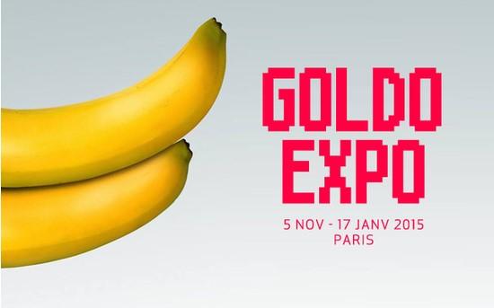 Goldo Expo - Exposition sur Goldorak à Paris