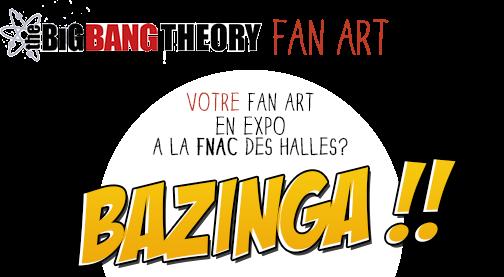 The Big Bang Theory - Fan-art contest