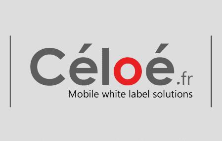 Céloé.fr - Mobile white label solutions
