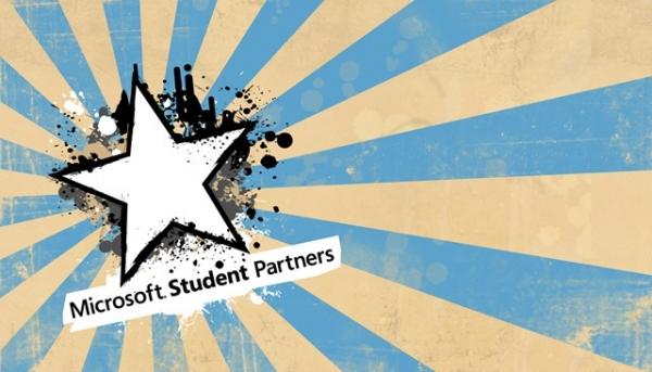 Logo Microsoft Student Partner